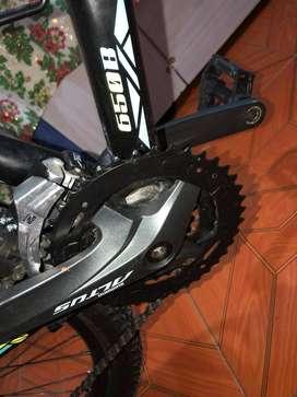 Bicicleta para dama venzo r 27.5