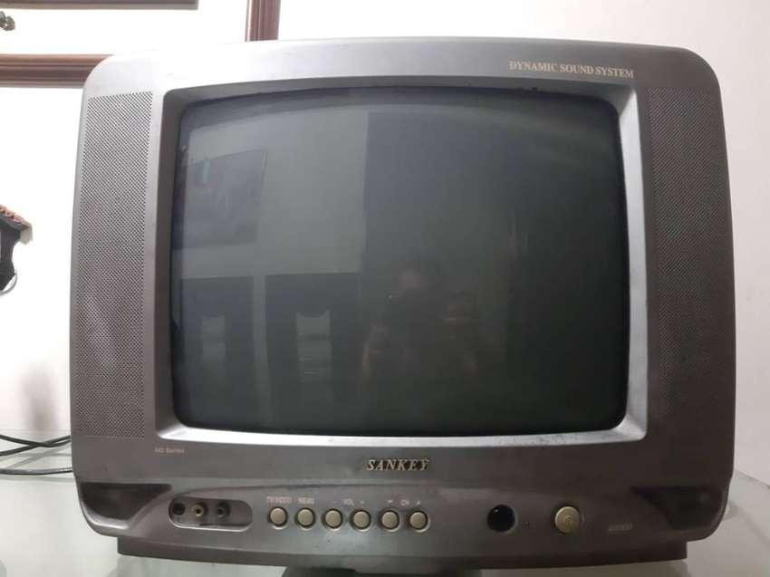 """Televisor de 14"""" pulgadas en perfecto estado 0"""