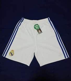 Pantoloneta de fútbol Real Madrid original