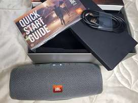 JBL Charge 4 Silver