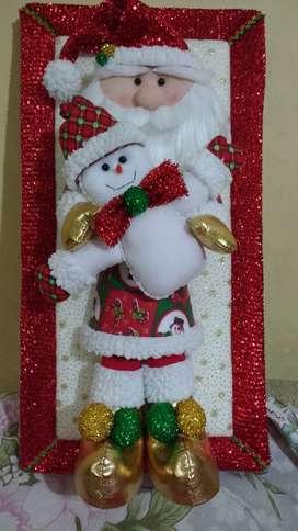 Cuadro navideño