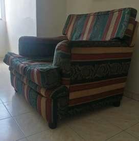 Remate-Gangazo- Mueble o sillón para sala o star de Tv