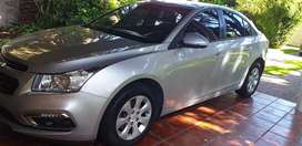 Chevrolet Cruze LT AT Vcdi 164hp sedan excelente