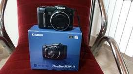 Camara Fotografica Canon Power Shot SX160 IUS