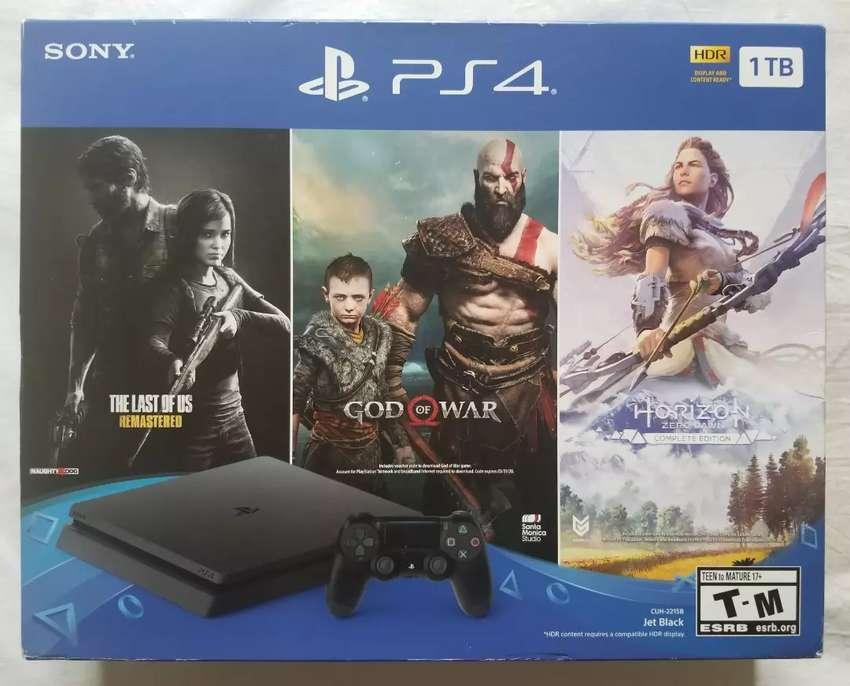 Playstation 4  nuevo 0