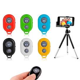 Control Remoto Bluetooth Shutter Selfie iPhone Android