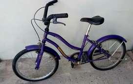 Bicicleta de Paseo Rodado 20