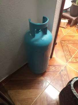 Vendo cilindro gas