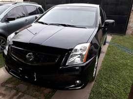 Vendo Nissan Sentra 2011 motor 2.0 cardenado transmision manual