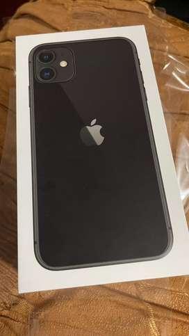 Vendo iphone 11 negro