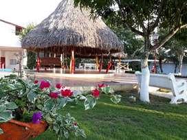 CABAÑA FINCA PARA EVENTOS EN GALAPA, CARRETERA VÍA PALUATO. A solo 20min de Barranquilla. No consumo de Alcohol.