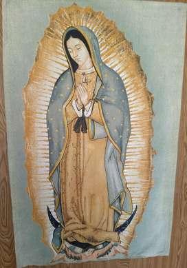 Lienzo de La Virgen de Guadalupe