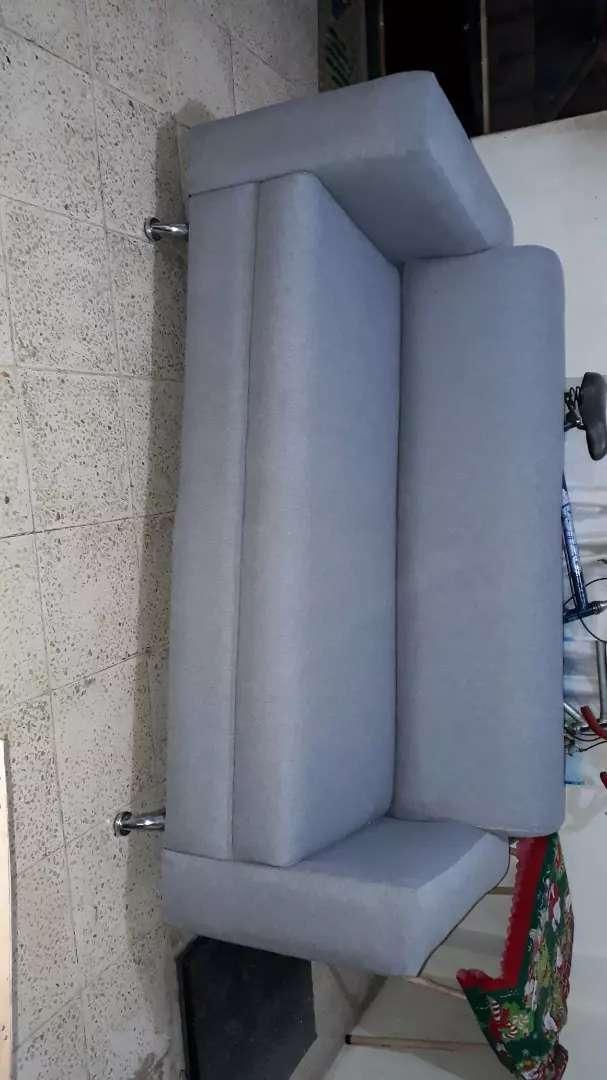 Venta de sofa de 3 puestos 0