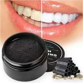 Carbón activado para dientes