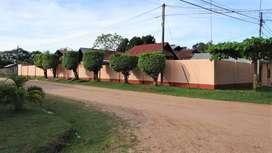 VENDO PROPIEDAD EN ESQUINA 50 MTS DE FRENTE POR 14 ANCHO EXELENTE UBICACION