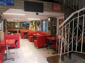 Vendo Restaurante Bar.excelente ubicación