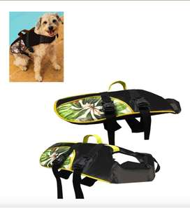 Chaleco Salvavidas o Flotadores Para Perros