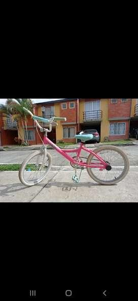 Bicicleta para niña BUBBLE POP