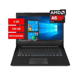 Portátil Lenovo v145 a6-9225 4gb 500gb win10home - 81ms000xlm