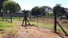 Terreno en Obera, zona villa Ruff, titulo, dueño directo $1.200.000.