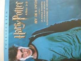 Originales, Las tres primeras de la Saga De Harry Potter, colección especial doble disco