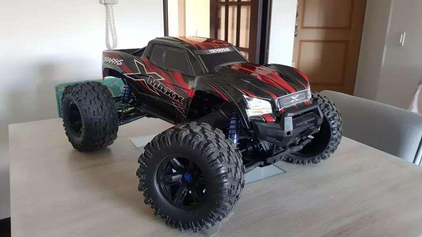 Vendo Traxxas to - Race 0