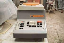 Maquina Registradora Antigua Olivetti