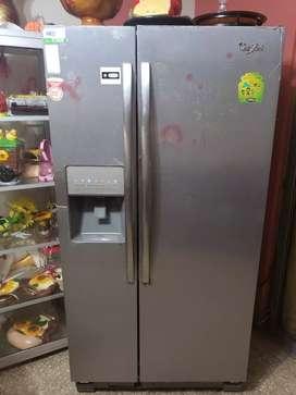 Vendo refrigeradora whirlpool
