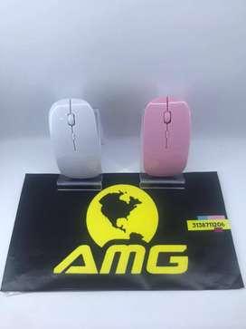 Mouse inalámbricos de colores