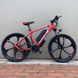 Bicicleta eléctrica Rin magensio 26