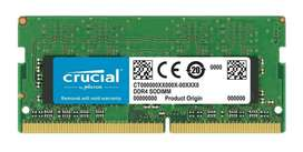 MEMORIA LAPTOP DDR4 4GB 2133 / 2400 / 2666 SODIMM COMPATIBLES NUEVAS SELLADAS MODITECPERU2025 PAGO CONTRAENTREGA ENVÍOS