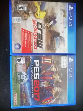 Vendo/cambio película PS4
