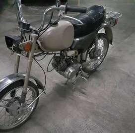 Ciclomotor karpaty 50 con cambios