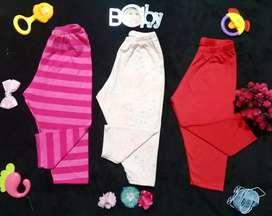 Trio pantalones para niños