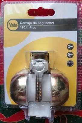 Promoción Chapa de seguridad 170 1/4 pluss cerrojo de seguridad