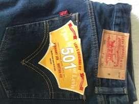 Jeans levi americano talla 34 y 38