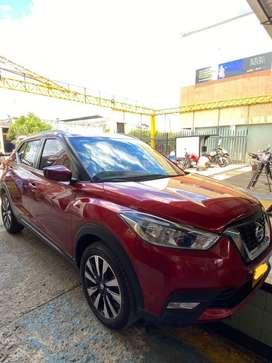 Se vende Nissan kicks advance modelo 2018