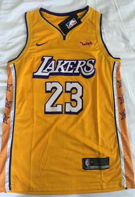 Jersey NBA de los Lakers Lebron James