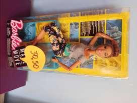 barbie made to move movimientos divertidos