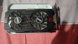 Tarjeta De Video Asus Geforce Gtx 750 Ti Oc 2gb Grafica
