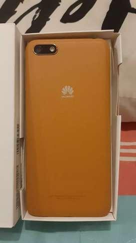 Huawei Y5 2018 nuevo de caja 0 uso