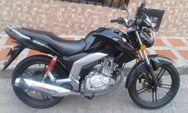 Moto suzuki gsx125 matriculada sin multa en perfecto estado