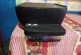 Impresora multifuncion Hp 5820 con sistema continuo