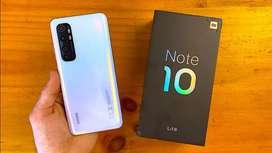 Xiaomi note 10 lite 64gb