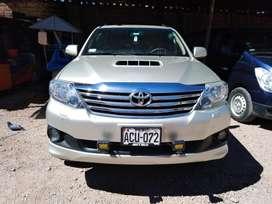 Vendo Toyota Fortuner Srv Full Equipo