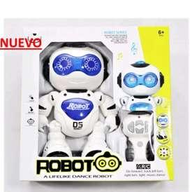 Robot inteligente a control remoto