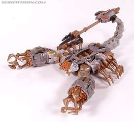 Transformers Movie Deluxe Scorponok Decepticon