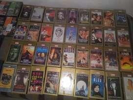 Colección oro videoteca caras