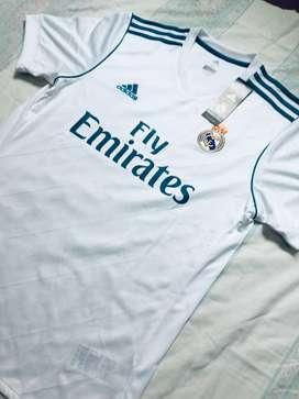 Camiseta Titular del Real Madrid 2018-19 Totalmente  Original