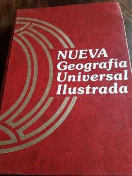 Geografia Universal Y Libros de Lectura